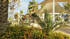 Jardines del Municipio de Vícar