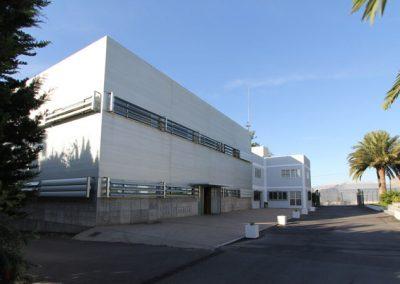 """Estación experimental """"Las palmerillas"""""""