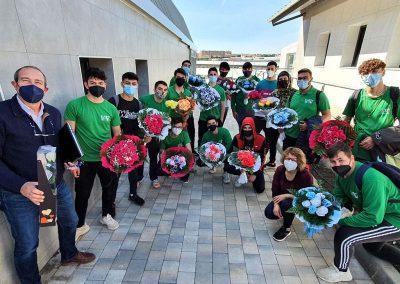 Seminario de arte floral