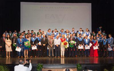 Graduación 2017/2019 en Escuela Agraria Vícar